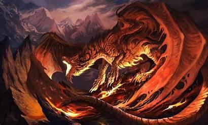 Epic Wallpoper Dragons Stuff Fire
