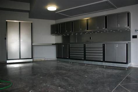 Saskatoon Custom Garage Interiors Inc  Racecar Shop