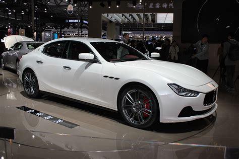 Maserati Ghibli Iii — Wikipédia