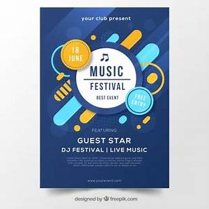 Event Poster Vectors, Photos and PSD files Free Download