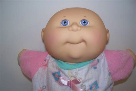 Vintage Dolls Cabbage Patch Dolls 1991 Baby Cabbage Patch