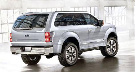 2019 Ford Bronco Specs Raptor Petalmistcom