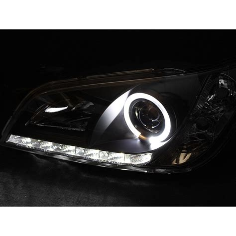2001 2005 lexus is300 eye halo led drl projector