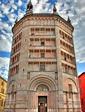 Parma - Battistero   The Baptistery of Parma (Italian ...