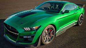 2020 Shelby GT500 VIN 001 Shines In Extended Photo Gallery, Video