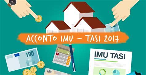 Imu Seconda Casa by Tasi E Imu Prima Rata Giugno 2017 Abitazione Principale