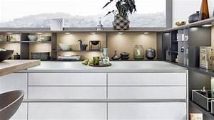 Leicht Küchen Fronten : leicht k chen k chen raumkonzepte dipl ing ute berger ~ Markanthonyermac.com Haus und Dekorationen