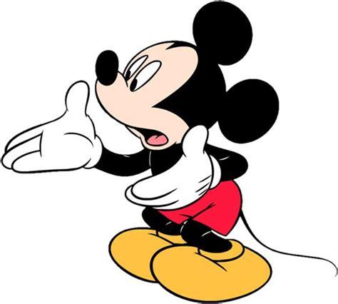 image mickey  imprimer en couleur walt disney
