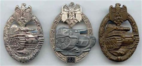 insigne d assaut des blind 233 s panzer 78