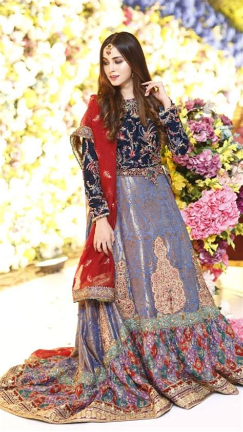 beautiful nimra khan   wedding event pakistani drama