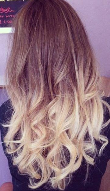 The 25 Best Dip Dye Brown Hair Ideas On Pinterest Brown