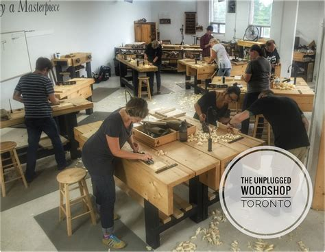 october woodworking classes  unplugged woodshop toronto