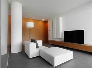 Grauer Boden Welche Möbel : modern einrichten ein mehr oder weniger beliebter einrichtungsstil ~ Bigdaddyawards.com Haus und Dekorationen