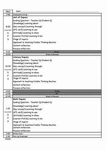 day plan template for teachers image collections With day plan template for teachers
