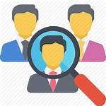 Target Market Icon Audience Job Vacancy