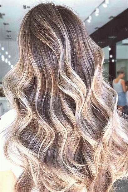 Blonde Ash Highlights Hair Brown Hairstyles Latest