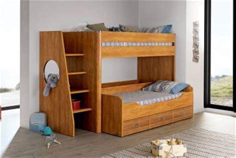 lit mezzanine avec canapé lit compact meubles gautier