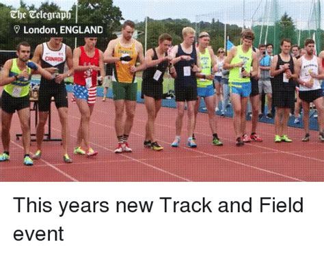 Track And Field Memes - che velegraph 9 london england canada this years new track and field event england meme on sizzle