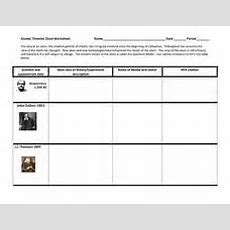 Atomic Theories Chart Worksheet Worksheet For 7th  12th Grade  Lesson Planet