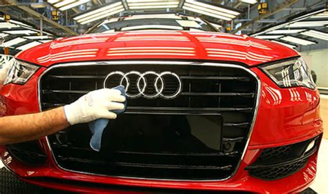 audi  recall  diesel cars   offered emissions