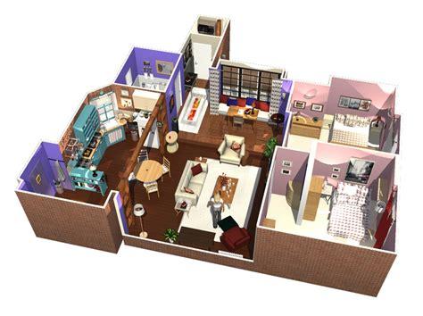 Sealight Floor L Replica by L Appartement De Friends En 3d Homebyme