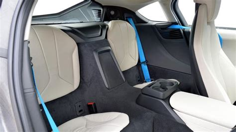 Bmw I8 Coupe Practicality & Boot Space