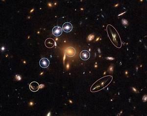 quasar supernova