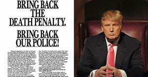Memo to Media: Ask Trump If He's a 'Serial Racist ...