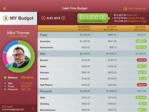 Cash Flow Budget App Idea – Shawn Ide Studios