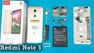 Device Team  Redmi Note 5 Teardown - Redmi Note 5