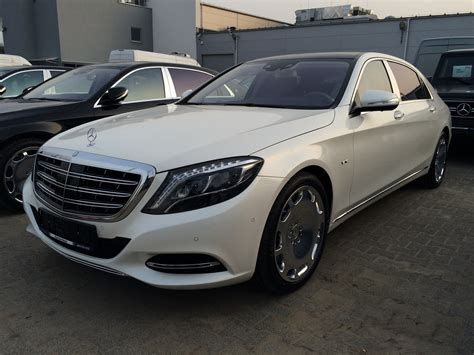 New 2015 Mercedes S600 Maybach Product Price