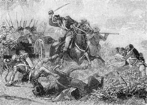 Battle Of Freeman's Farm