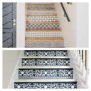 Peinture Pour Escalier : peinture pour escalier bois interieur wasuk ~ Zukunftsfamilie.com Idées de Décoration
