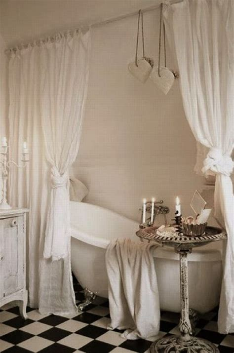 Tub Curtain by Top 10 Ways To Include Curtains In Your Bathroom Decor