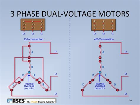 Dual Voltage Motor Diagram Wiring by Three Phase Dual Voltage Motor Wiring Middle Tn Rses