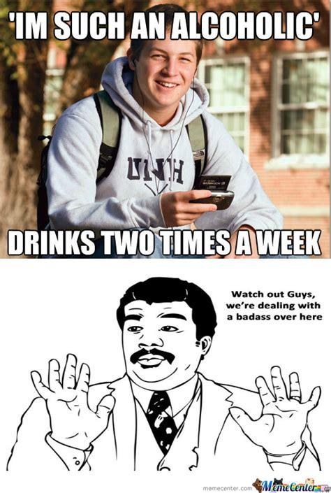 Freshman Memes - rmx college freshman by aris420 meme center