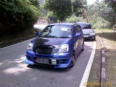 Kia Picanto Modification by Akatdeen 2005 Kia Picanto Specs Photos Modification Info