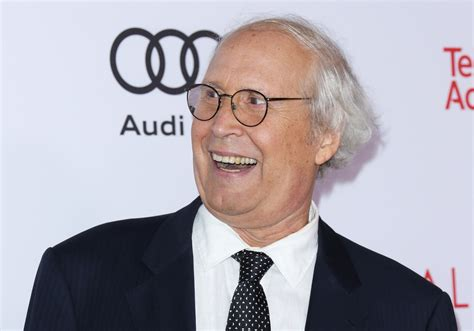 Chevy Chase Was Kicked Following A Road Rage Incident