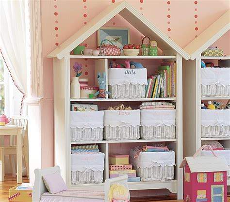 pottery barn dollhouse bookcase petaluma large dollhouse bookcase pottery barn kids