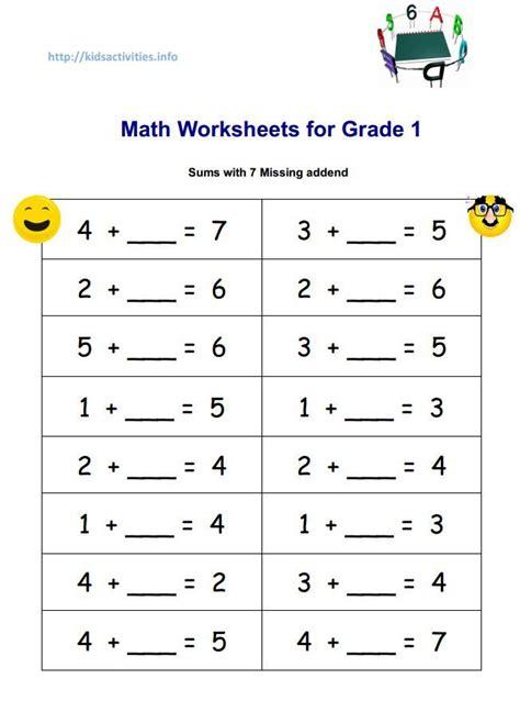 pin by sarah pupuke on maths math grade 1 esl