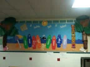 Back School Bulletin Board Ideas