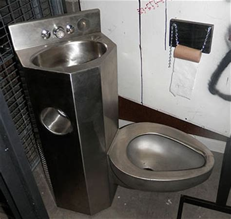 prison toilet and sink all about props rent prison props