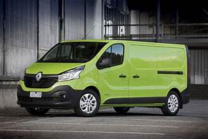 Review 2015 Renault Trafic Review And First Drive
