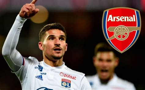 Arsenal go back to Lyon with an increased Aouar bid - NewsNG