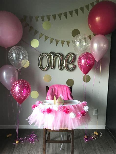 diy 1st birthday decorations home design bragallaboutit com