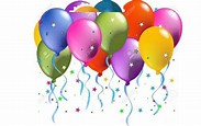 Image result for celebration with balloons