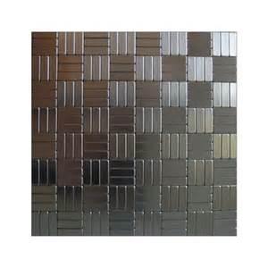 inoxia speedtiles loft mosaic self adhesive metal tiles loft id712 1 home depot canada