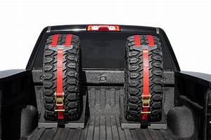 Universal Truck Tire Carrier