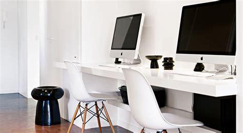 bureau en u comment créer un bureau dans le couloir