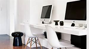 Construire Un Bureau : comment cr er un bureau dans le couloir ~ Melissatoandfro.com Idées de Décoration